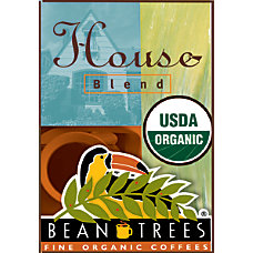 Beantrees Organic BioGems Blends Whole Bean