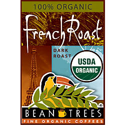 Beantrees Organic French Roast Whole Bean