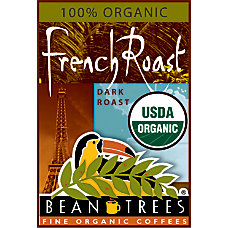 Beantrees French Roast Whole Bean Coffee