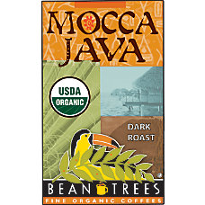 Beantrees Mocca Java Whole Bean Coffee