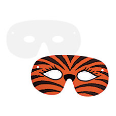 Creativity Street Die Cut Masks White