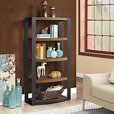 Whalen Santa Fe Audio Tower Shelving