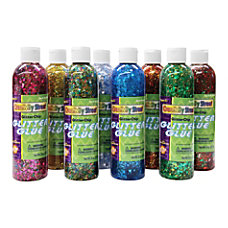 Creativity Street Glitter Chip Glue 8