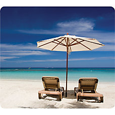 Fellowes Earth Series Mouse Pad Beach