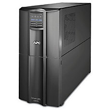 APC Smart UPS SMT2200 Uninterruptible Power