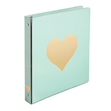 Divoga Hearts Collection Binder 1 Rings