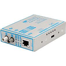 FlexPoint 10Mbps Ethernet Fiber Media Converter
