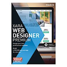 Magix Xara Web Designer Premium Traditional