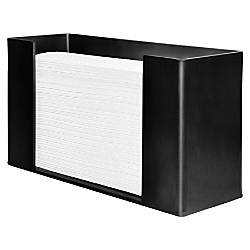 Genuine Joe Paper Towel Dispenser Black