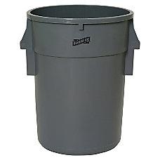 Genuine Joe Back saving Trash Receptacle