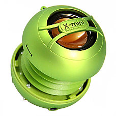 X mini UNO Capsule Speaker Green