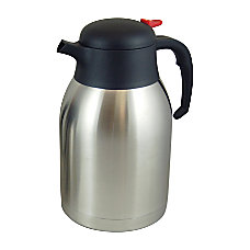 Genuine Joe Everyday 8 Cup Stainless