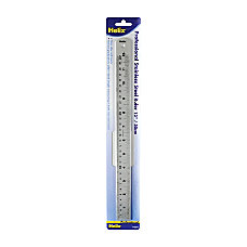 Helix Stainless Steel Professional Ruler 12