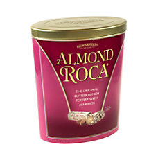 Brown Haley Almond Roca Canister 26