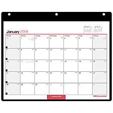 Office Depot Brand Monthly Wall Calendar