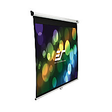 Elite Screen Manual Wall And Ceiling