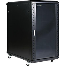 StarTechcom 22U 36in Knock Down Server