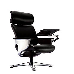 Eurotech Nuvem Leather High Back Lounge