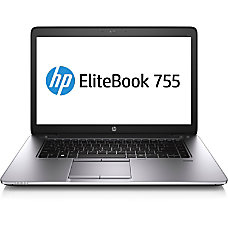 HP EliteBook 755 G2 Laptop Computer