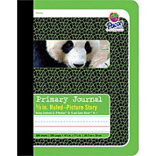 Pacon Composition Book 100 Sheets Printed