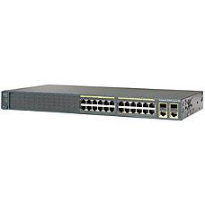 Cisco Catalyst 2960 24TC S Managed