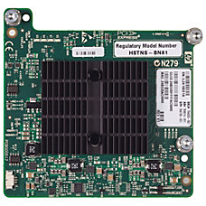 HP InfiniBand FDREthernet 10Gb40Gb 2 port