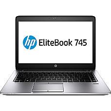 HP EliteBook 745 G2 Laptop Computer