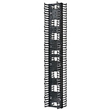 Panduit NRV6 High Capacity Front and