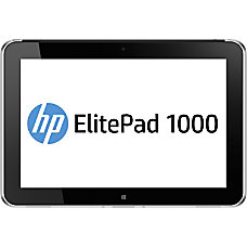 HP ElitePad 1000 Wi Fi Tablet