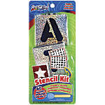 ArtSkills Stencil Kit Pack Of 90