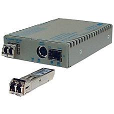 Omnitron Systems 7329E 1 SFP CWDM