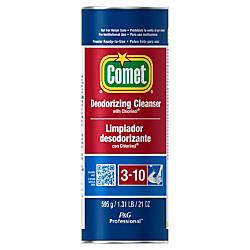 Comet Deodorizing Powder Cleanser With Chlorinol