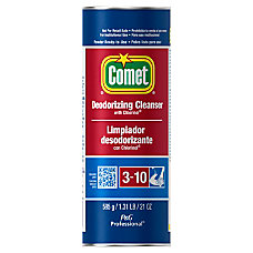 Comet Deodorizing Powder Cleanser With Chlorinol
