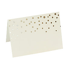 Gartner Studios Place Cards Gold Foil