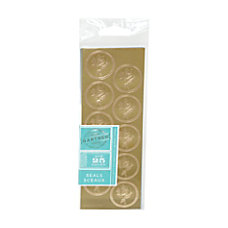 Gartner Studios Rose Seals Gold Pack