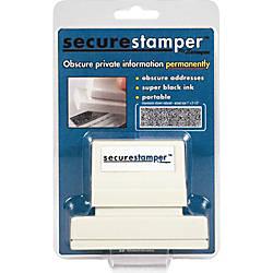 Xstamper Secure Privacy Stamps 1 Impression