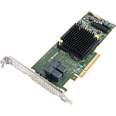 Microsemi Adaptec SAS HBA 7805H Single