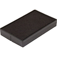 Xstamper Replacement Pad 1 Each Black