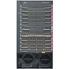 Cisco Catalyst 6513 Switch Chassis