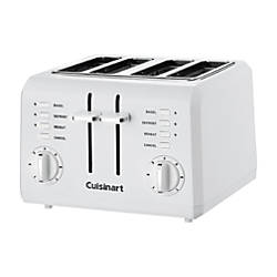 Cuisinart 4 Slice Wide Slot Toaster