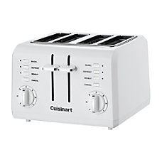 Cuisinart 4 Slice Wide Slot Toaster