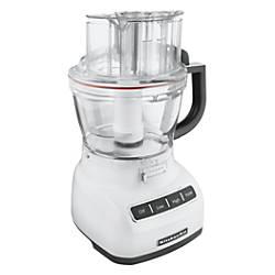 KitchenAid 13 Cup Food Processor White