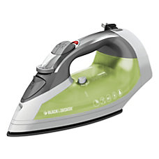 Black Decker ICR06X Clothes Iron