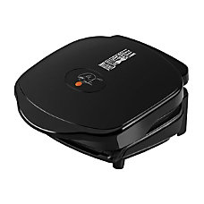 George Foreman 2 Serving Classic Plate