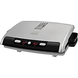George Foreman Next Grilleration Grill Silver