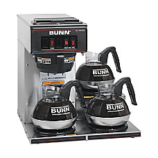 Bunn 12 Cup Coffee Brewer With
