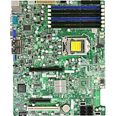 Supermicro X8SIE LN4F Server Motherboard Intel