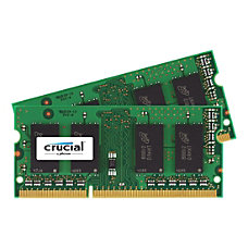 Crucial 16GB Kit 8GBx2 204 Pin