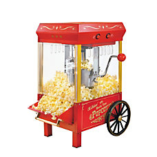 Nostalgia Electrics Vintage Collection Kettle Popcorn