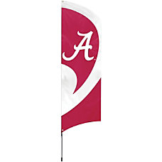 Party Animal Alabama Tall Team Flag